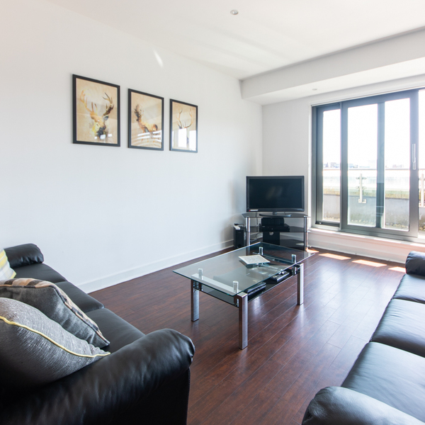 3 bedroom penthouse apartment